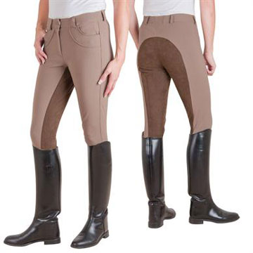 Ariat Women's Olympia Reg Rise Full-Seat Breech