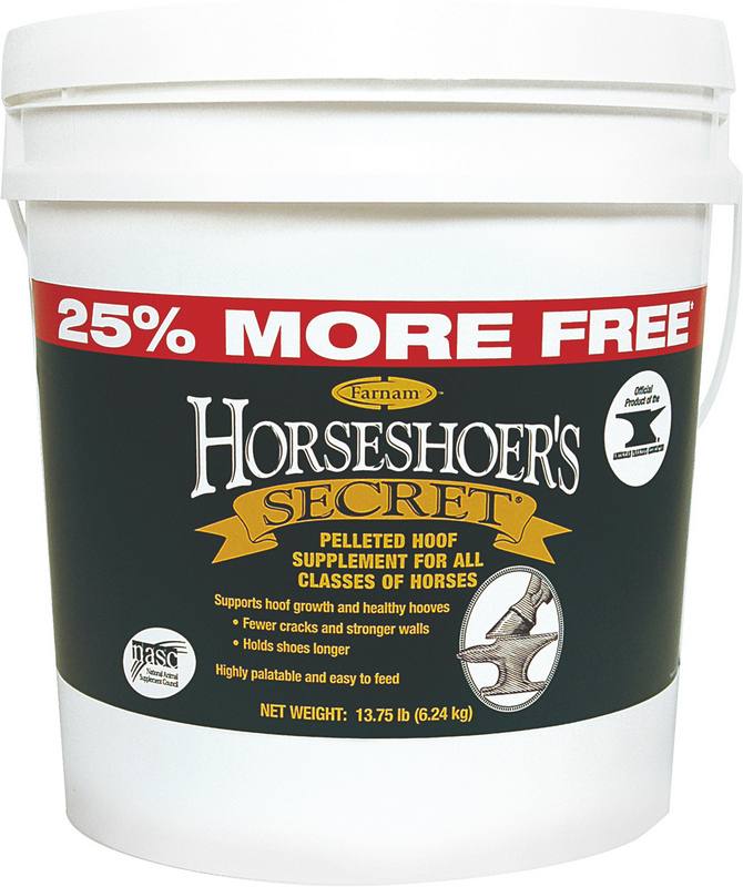 Horseshoers Secret 25% More