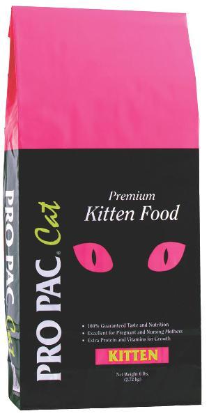 Pro Pac Kitten Formula