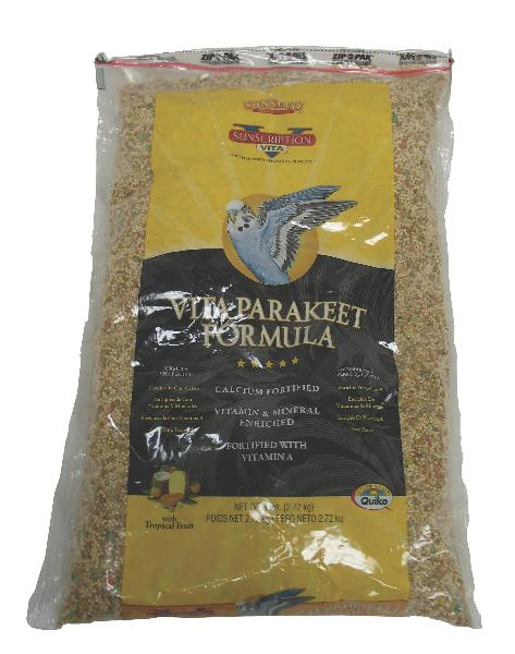 SUNSEED Vita Parakeet Food