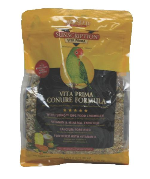 SUNSEED Vita Prima Conure Food