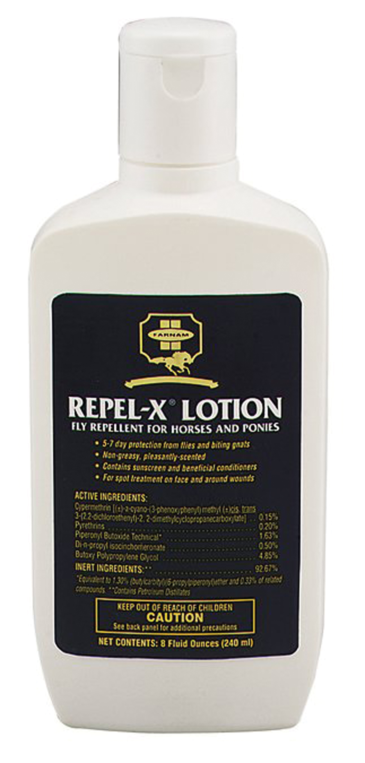 Repel-X Lotion Fly Repellent