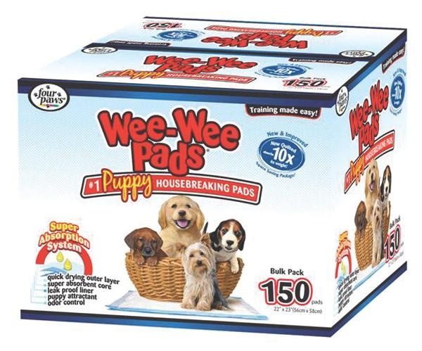 Four Paws Wee Wee Pads for Puppies