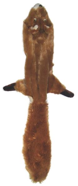 Plush Squirrel Skinneez
