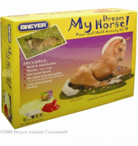 Breyer My Dream Horse Pour & Mold Activity Kit - BH4129