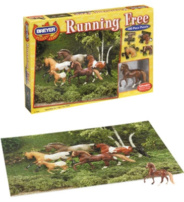 Breyer Running Free 300 Pc Puzzle - BH46002