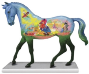 Breyer 2010 World Equestrian Games Collectors Edition - BH9105
