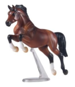 Breyer WEG Games Stablemate Jumping - BH9115