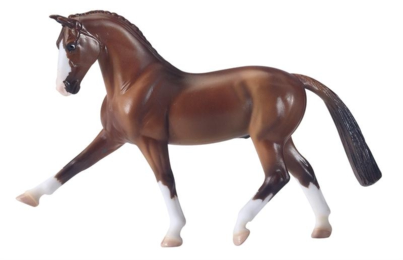 Breyer WEG Games Stablemate Dressage - BH9117