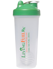 Living Fuel Blender Bottle