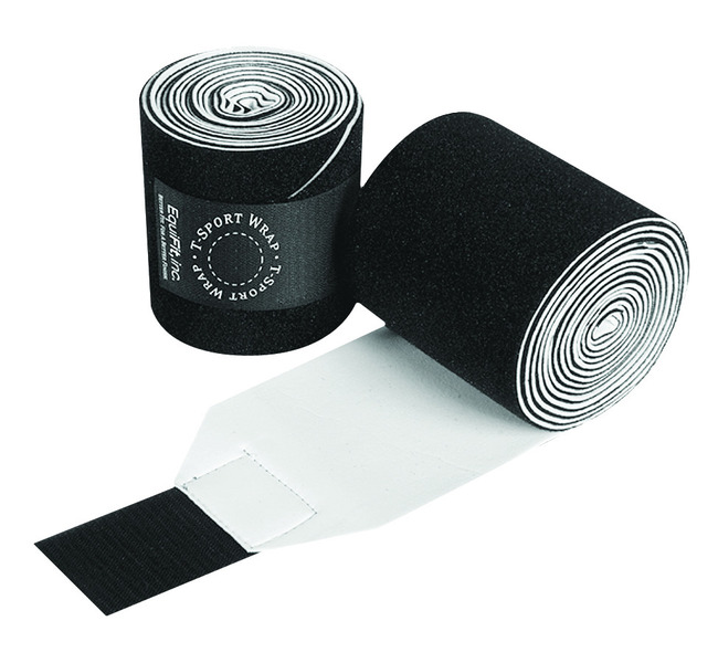 EquiFit T-Sport Wrap - Non-Slip Polo Wraps Set of 2