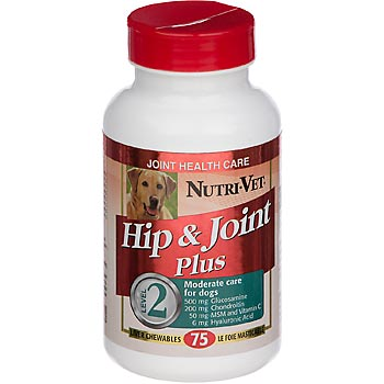 Nutri-Vet Hip & Joint Plus