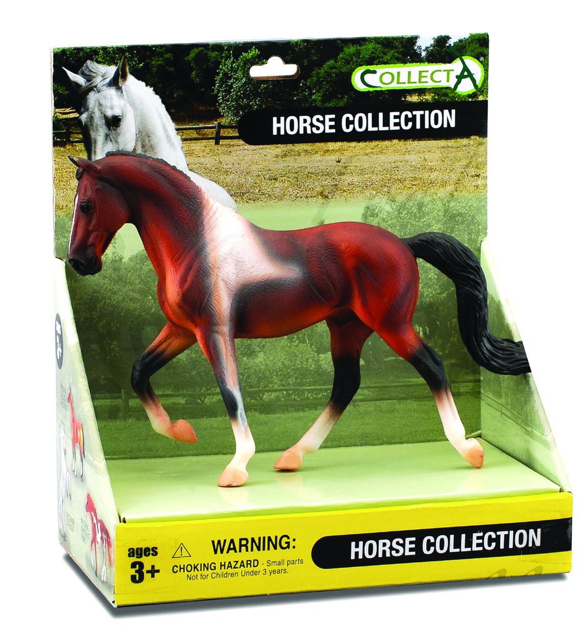 CollectA Bay Pinto Stallion Box Set