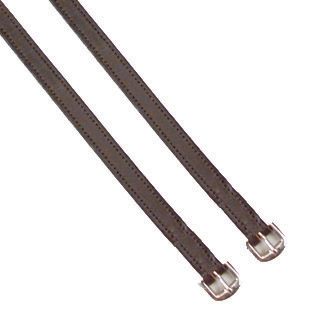 Kincade Leather Spur Straps