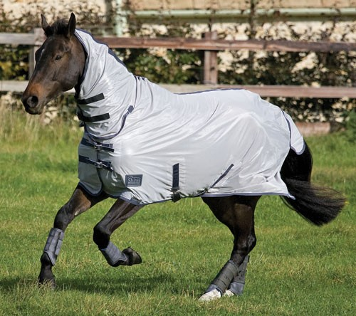 Tempest Fly Sheet With Attached Neck