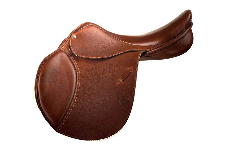 Pessoa AO AMS Grained XCH Saddle
