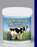 Old MacDonald's Udderly Wonderful Salve