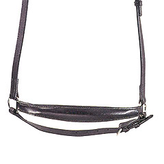 Courbette Padded Dropped Noseband