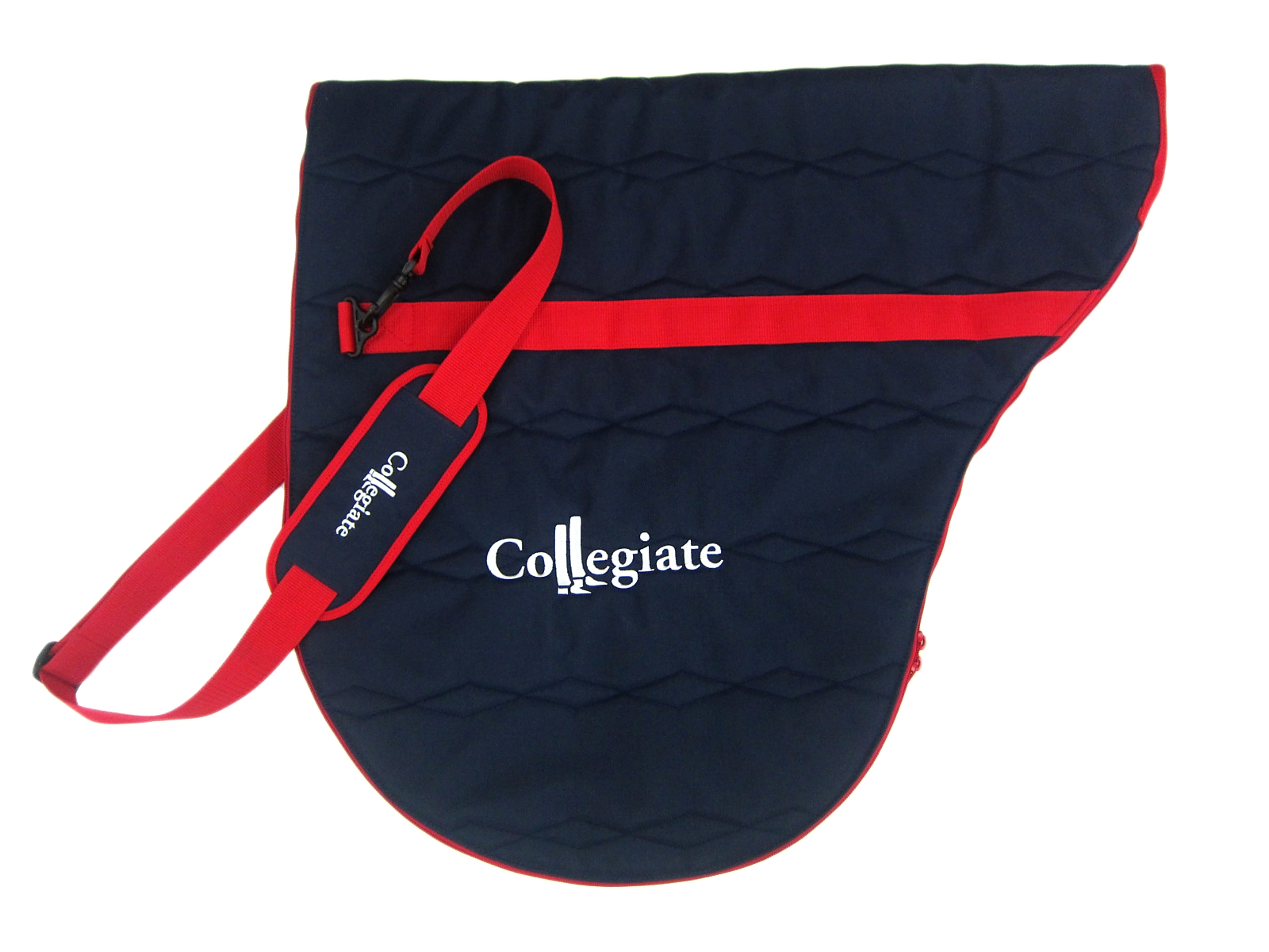 Collegiate Saddle Bag