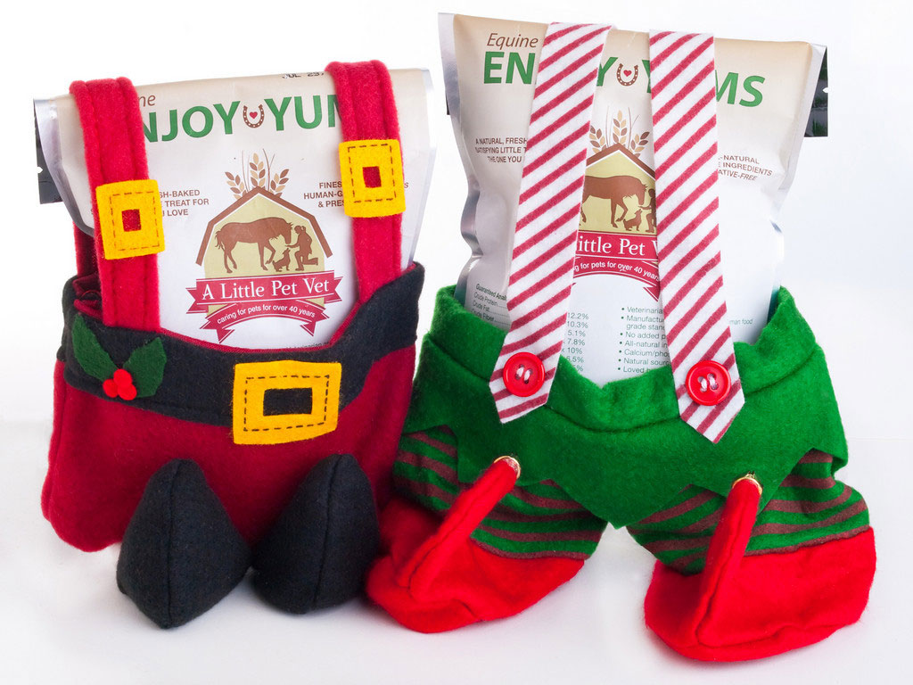 Elf Pant Equine Enjoy Yums Bag