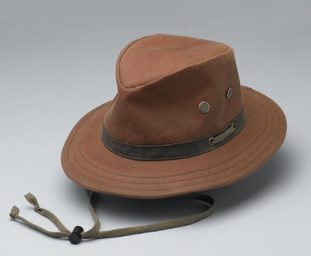 Outback Oilskin Willis Hat