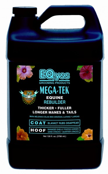 EQYSS Mega-Tek Hoof and Coat Rebuilder