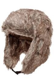 Mountain Horse Wellinton Fur Hat