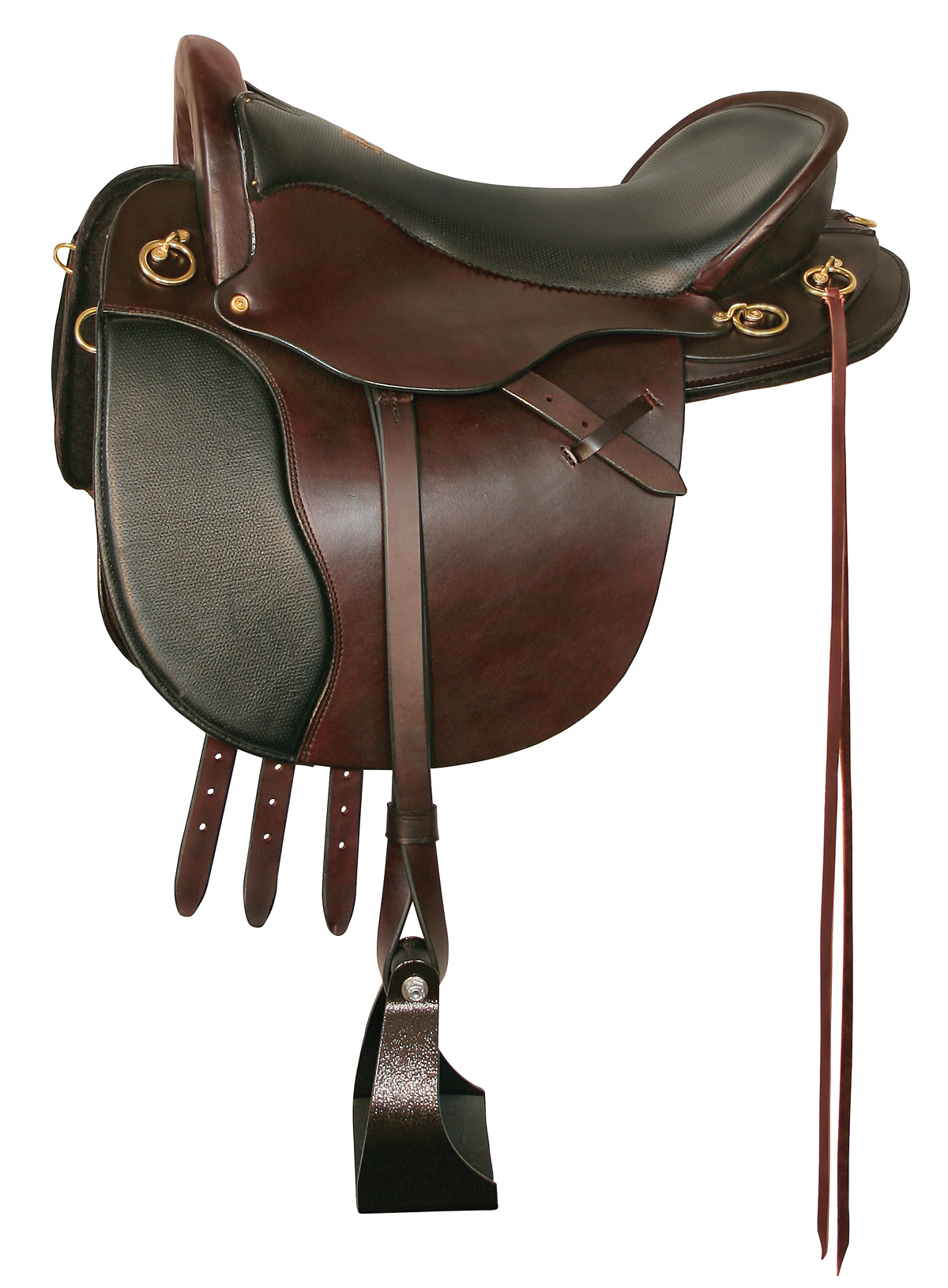 TUCKER Gen II Equitation Endurance Trail Saddle