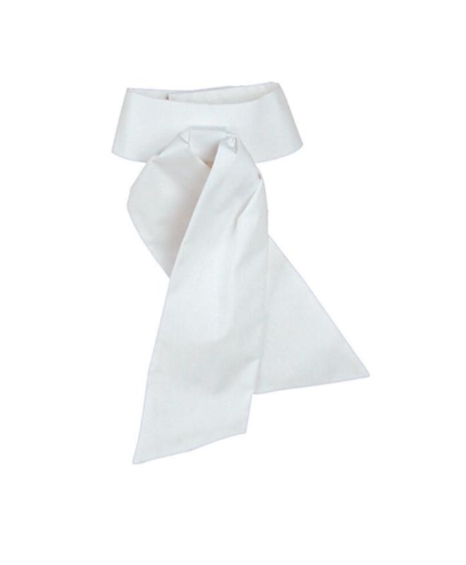 Devonaire Plain Untied Stock Tie