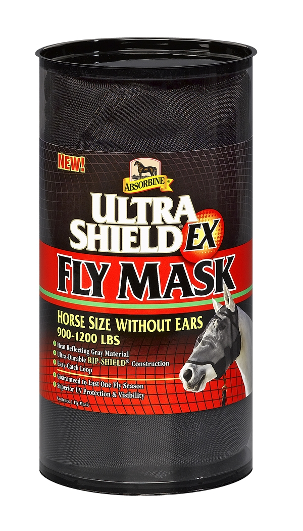 Absorbine UltraShield EX Fly Masks
