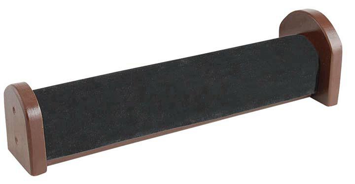 Direct Equine Men's Wooden Spur Rack