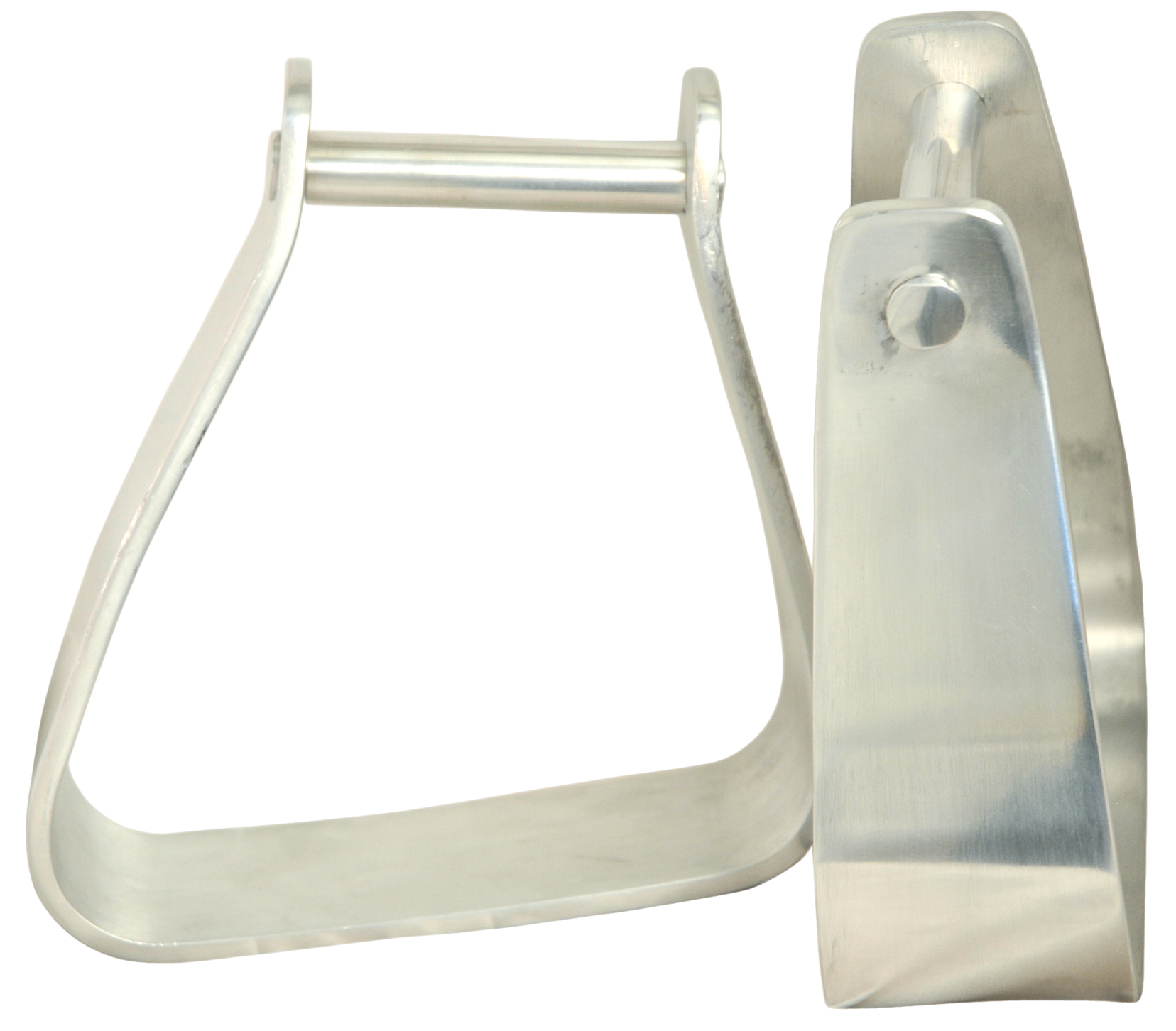 Direct Equine Aluminim Oversize Roper Stirrup