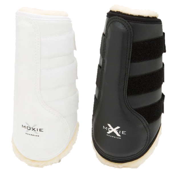Moxie Guardian Dressage Boot- Front Boot