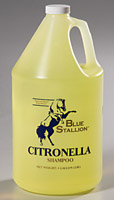 Blue Stallion Citronella Shampoo