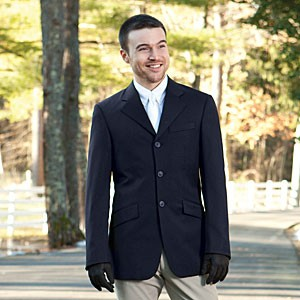 RJ Classics Essential Show Coat - Mens, Black Plaid