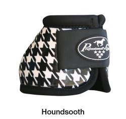 Professionals Choice Secure-Fit Overreach Boots - Houndstooth