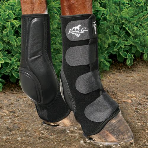 Professionals Choice VenTECH Slide-Tec Skid Boots