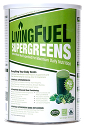Living Fuel Rx SuperGreens