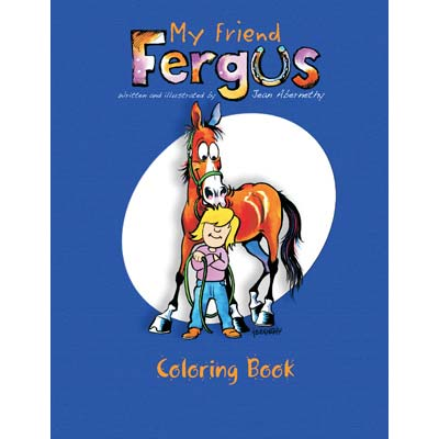 Fergus - My Friend Fergus Coloring Book