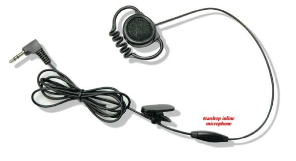 Eartec Loop Headset for Simultalk Radio