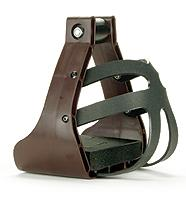 E-Z Ride Standard Nylon Stirrup with Cage