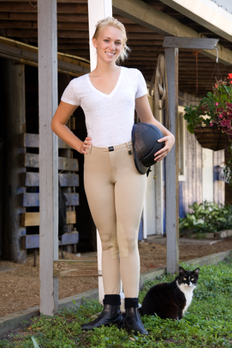 Devonaire Ladies All Pro Max Pull-On Breech