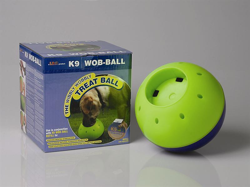 Likit K-9 Wob-Ball