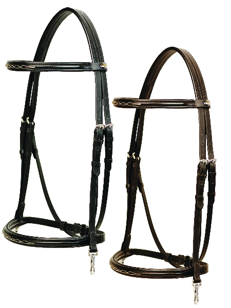 Tekna Fancy Stitched Endurance Bridle