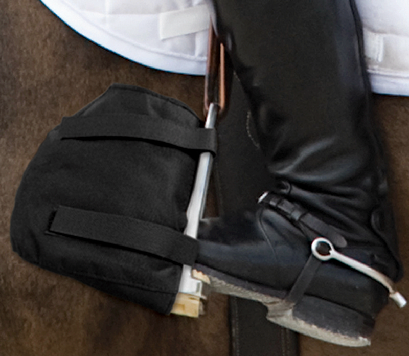 Stirrup Foot Warmers