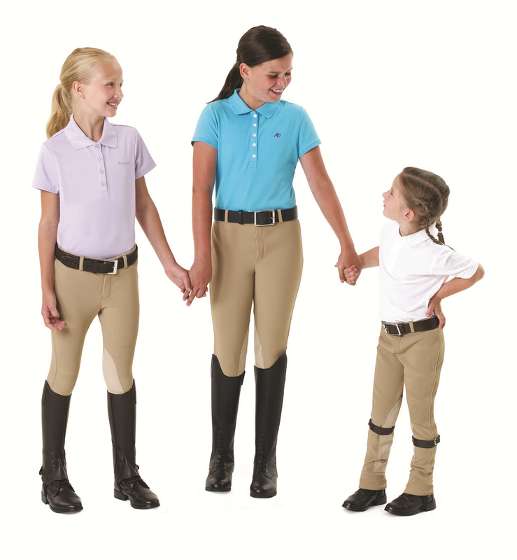 Equistar EquiTuff Child's Pullon Breech