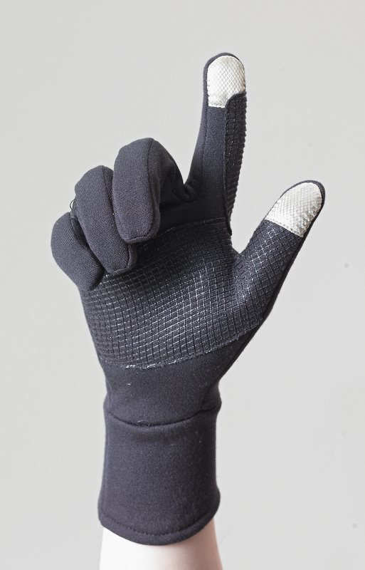 Ovation Spandex Fleece Grip Smart-Tap
