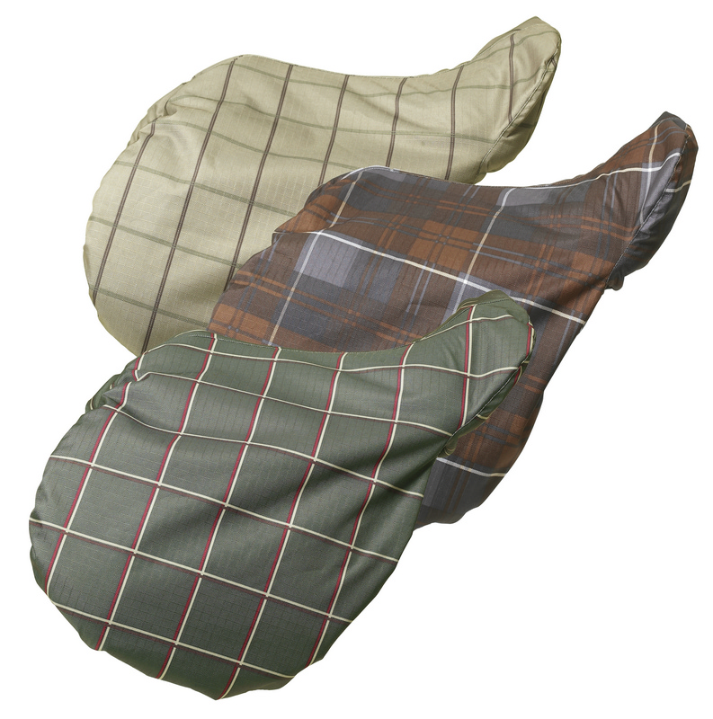 Centaur 600D Fleece Lined Saddle Cover