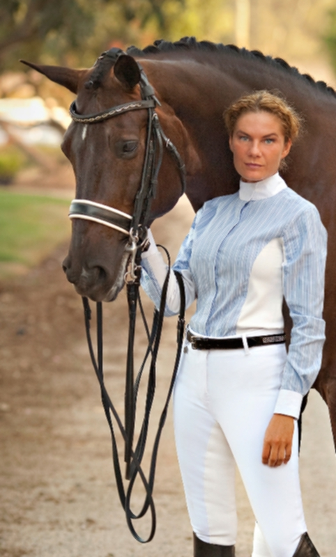 Romfh Drilex Dressage Shirt