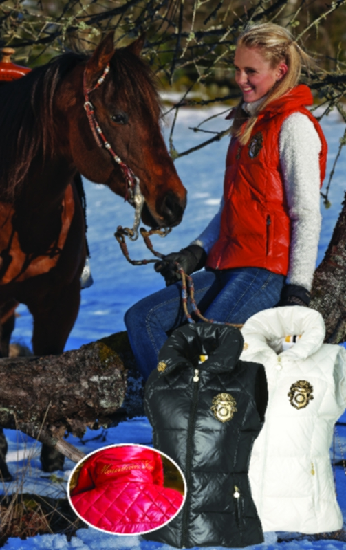 Mountain Horse Regal Vest